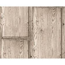 AS Creation Rustic Wood Panel Wallpaper Embossed Faux Effect Realistic 307491