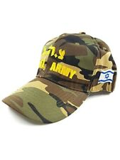 Israel Defence Forces Hat with The Israeli Flag
