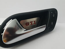 GTI Türgriff emblem innen Golf 5 & 6 Blende emblem rot red door emblem MK5 MK6