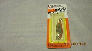 Luhr-Jensen #2 Needlefish Bikini Spoon Lure (New) (CX)