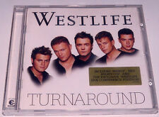 Westlife - Turnaround - (2003) CD Album