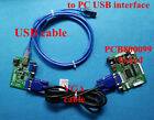 USB Port Programmer for Upgrading the Firmware of 3840x2160 4K Controller Board