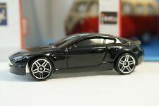 2008 Hot Wheels Aston Martin V8 Vantage Black All Stars