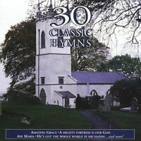 30 Classic Hymns - Cassette Tape Amazing Grace - Ave Maria - 1998 BMG Tested