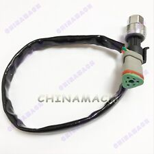 New 1946725 194-6725 Oil Pressure Sensor for Caterpillar CAT C15 MXS BXS