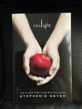 Twlight book by Stephenie Meyer