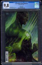 Dark Nights Death Metal #4 Artgerm Green Lantern Variant 9.8 CGC Fast Shipping!