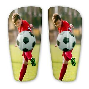 New Personalised Shin Pad Shin Guard- Customised with your photo, print