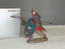 Thomas Gunn ROM061B Roman Auxiliary Spearman Preparing to Jab Enemy Toy Soldier