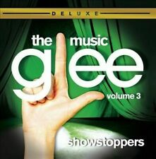 Glee: The Music Showstoppers Deluxe Edition Vol. 3 (CD 2010) Free Ship In Canada