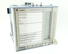 Siemens PRV2.32 Prozess-Station Heizungsregler Building Process Station 24V BPS