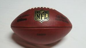 2011 Detroit Lions Vs. Green Bay Packers Thanksgiving Day Game Used NFL Football