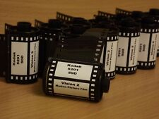 One Roll of Kodak Vision2 50D 5201 35mm Motion Picture Cine Film