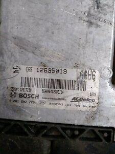 OEM 2010 2011 GMC Acadia Engine Control Module Unit Ecm 12635019