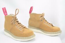 Dr. Martens Philip AW004 Womens 5 Air Wair with Bouncing Soles Tan Suede B18