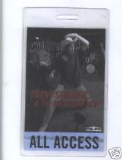 Trent Summar No Standing Tour 2003 All Access Laminate