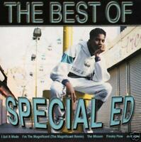 CD SPECIAL ED THE BEST OF SPECIAL ED WAY RARE RAP~MINT!
