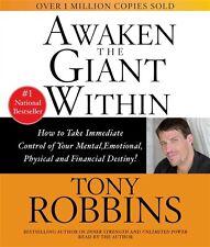 NEW! Awaken The Giant Within by Tony Robbins [Audiobook]