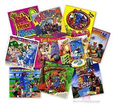 Psalty's Childrens Kids Praise Christian Songs Singalong Worship 1-10 Set of 10