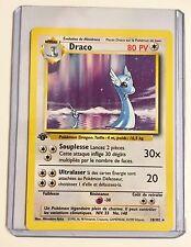 Pokemon DRACO (DRAGONAIR) 1st Edition FRENCH Base 8/102 Rare MINT CONDITION