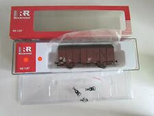 Spur H0 Rivarossi HR 6282 Gedeckter Güterwagen Sauerstofftransport OVP   (113)