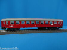 Marklin 4045 DSB Express Coach 2 kl.  Red B 2300 version 2