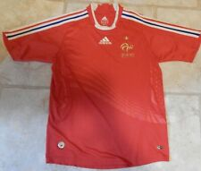 FRANCE ADIDAS JERSEY RED!!