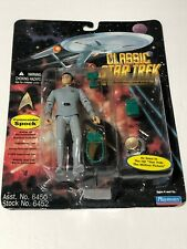 PLAYMATES 1995 CLASSIC STAR TREK MOVIE SERIES COMMANDER SPOCK BRAND NEW # 6452