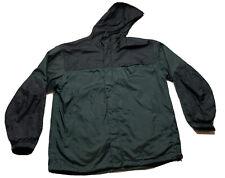Cabelas Men's Green DryPlus Hunting Rain Gear Jacket Size Medium
