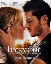 NEW DVD // THE LUCKY ONE // Zac Efron, Taylor Schilling, Blythe Danner, Riley Th