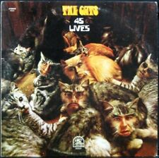 THE CATS '45 Lives' NM Never played 1970 White label Promo LP