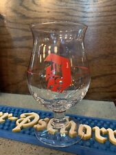 Duvel NYC Beer Tulip Glass  Limited Edition