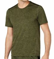 Ideology Mens T-Shirt Green Size Large L Rapid-Dry Moisture-Wicking Tee 517
