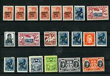 Latvia ,   good set stamps   MNH** 1941 Occupation Germany