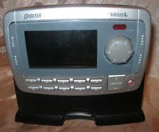 SIRIUS ORBITER SR4000 SATELLITE RADIO RECEIVER ANTENNA REMOTE DOCK POWER SUPPLY