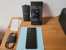 Samsung GALAXY s21 ULTRA 5g sm-g998b/ds - 12gb - 256gb-PHANTOM BLACK * COME NUOVO *
