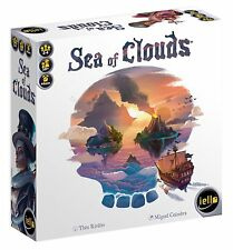 Game by iello - SEA of CLOUDS Strategic Card Game for 2 - 4 Players Age 10+