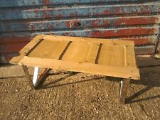 Funky Upcycled Coffee Table