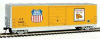 Walthers # 1920 50' Evans Smooth Side Boxcar  UNION PACIFIC # 516659 HO MIB