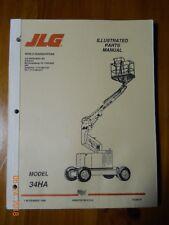 heavy equipment manuals books for jlg seeder for sale ebay rh ebay com