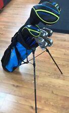 PING Golf LH LEFT Thrive 10 Piece Tall Junior Teen Complete Set Carry Bag NICE