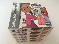 Disney's The Proud Family (Game Boy Advance) GBA NEW