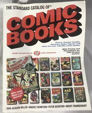 THE STANDARD CATALOG OF COMIC BOOKS ~ KRAUS PUBLICATIONS 2002 SOFTCOVER