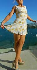 VINTAGE Rockabilly Mod 1960's Original Garden Party Retro Dress