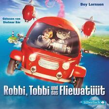 Robbi, Tobbi und das Fliewatüüt - Die Filmausgabe (AT) Hörspiel CD (2016)