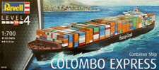 Revell Germany 5152 Colombo Express Container Ship plastic model kit 1/700