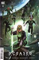 DCEASED: DEAD PLANET #4 (INHYUK LEE VARIANT) COMIC BOOK ~ DC Comics