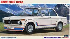 Bmw 2002 Turbo Kit HASEGAWA 1:24 HA21124