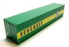 FLEISCHMANN chute de matières DB-conteneur vert schenker pour conteneurs chariot h0-NEUF