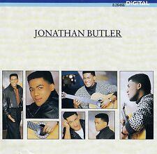 JONATHAN BUTLER : JONATHAN BUTLER / CD